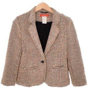 Anthropologie Cartonnier Tamsin Blazer Jacket